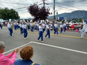Manson Marching Band
